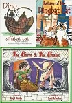 Dino the Dingbat Cat, Return of Dino the Dingbat Cat & The Burro in the Basket